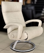 Gaga Recliner Sand Color