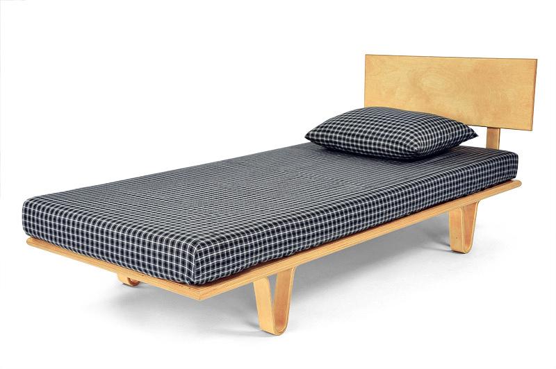 modernica case study bent wood bed case study bed. Black Bedroom Furniture Sets. Home Design Ideas