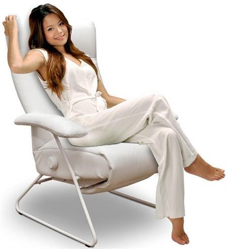 sc 1 st  Accurato.com & A Demi Recliner Chair Lafer Demi Recliner Chair Fixed Base Recliner islam-shia.org