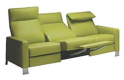 Attractive Ergo Three Seat Sofa Ergonomic Leather Recliner Sofa Lafer Recliner
