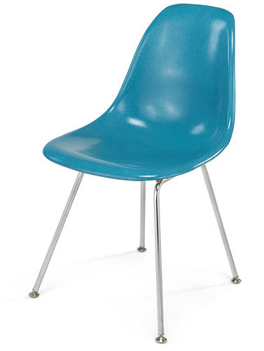 A Case Study Side Shell H Base Chair Modernica Fiberglass Chair