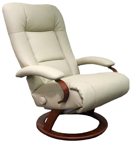 Swivel Ergonomic Recliner Chair New Thor Lafer Swivel