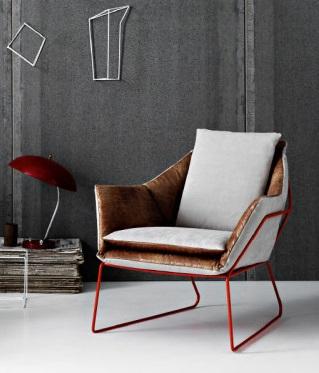 A New York Chair Saba Italia Chair New York
