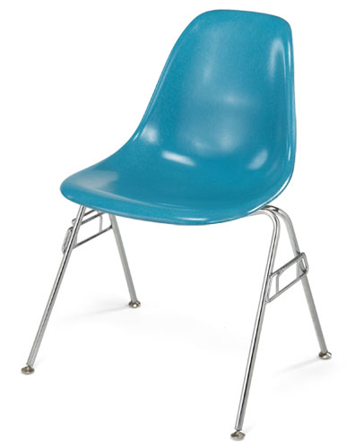 Stacking Chair Case Study Side Shell Stacking Chair By Modernica