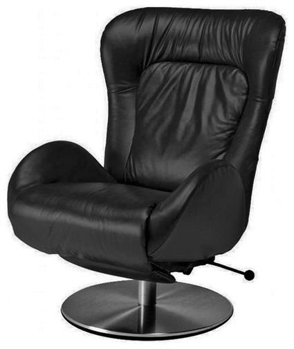 Amy Recliner Lafer Amy Gl Swivel Recliner Chair Leather