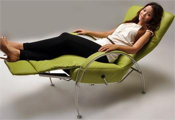 Lafer Reclining Chair Ergonomic Lafer Billie Leather ...