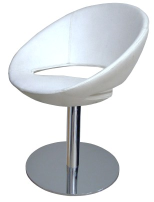 Dining Chairs Soho Concept Crescent Round Dining Chair Swivel Office