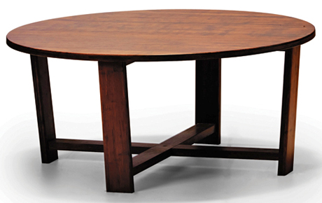 Daisy Coffee Table Round by Greenington Furniture
