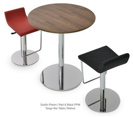 Dublin Piston Stool Counter Stool Barstool Soho Concept