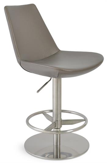 Soho Concept Eiffel Piston Swivel Barstool Counter Stool