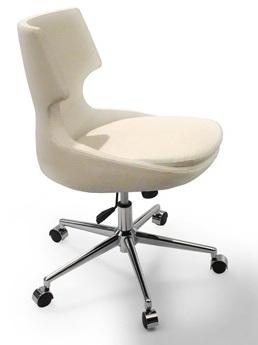 Desk Swivel Chair soho concept patara office chair desk chair task swivel chair