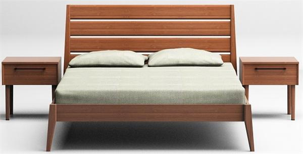 Sienna Night Stand Bedide Table Greenington Bedroom Furniture