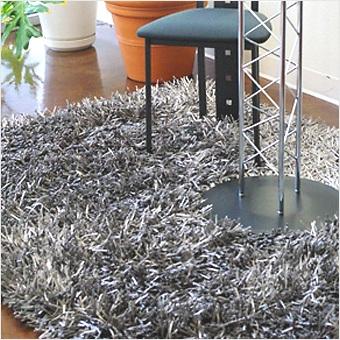 Linie Design Treasure Area Rug Modern Shag Rug Treasure Rug