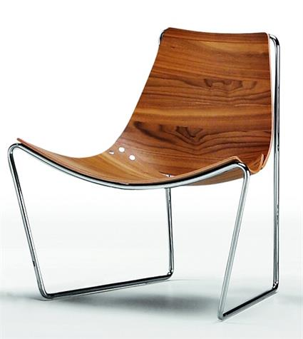 Apelle Lounge Chair by MIDJ in Italy Furniture