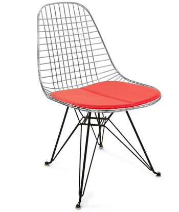 Case Study Wire Chair Eiffel Base Modernica Wire Chairs