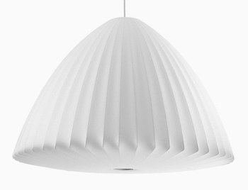 Nelson Extra Large Bell Pendant Lamp Nelson Lamps Modernica