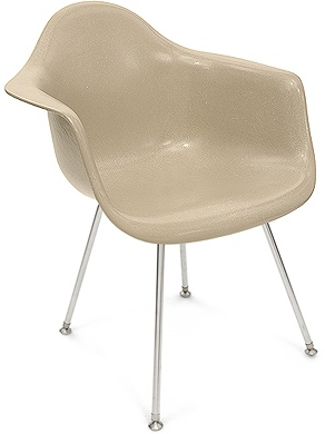 Case Study Arm Shell H Base Chair Modernica Fiberglass Chair