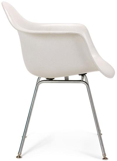 Modernica Case Study Arm Shell H Base Fiberglass Chair