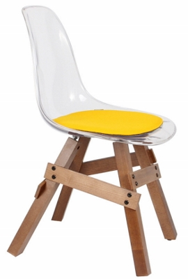 Icon Side Chair Kubikoff Furniture Kubikoff Icon Chair