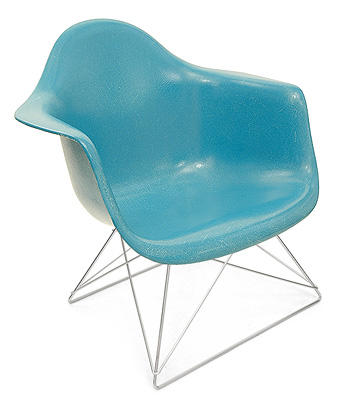 Modernica Case Study Arm Shell Low Rod Base Chair