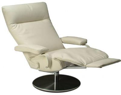 Budget Executive Office Chair - Power Rest Executive Recliner