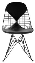 Wire Chair Bikini Pad for Modernica Case Study Wire Chairs
