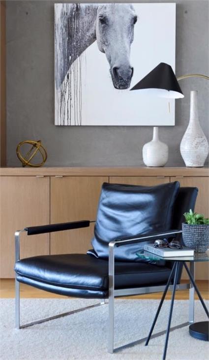 A Zara Lounge Chair Soho Concept Zara Chair
