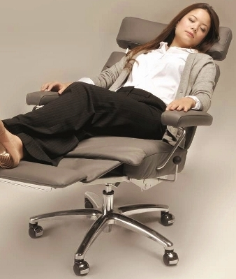 Adele Executive Recliner Chair Lafer Executive Chair