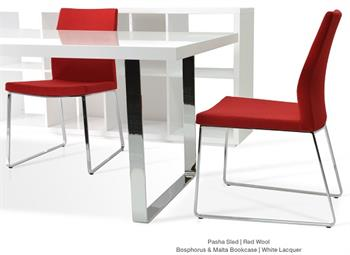 Bosphorus Dining Table Conference Table - Soho Concept