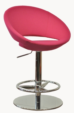Crescent Piston Stool Soho Concept Stools