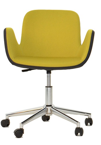 Daisy Office Chair Task Chair Rolling Chair B&T Design