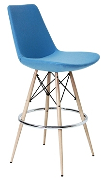 Eiffel MW Metal Barstool or Counter Stool Soho Concept Stools