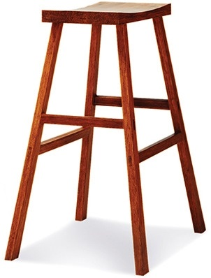 A Barstool Holly Counter Stool Greenington Bamboo Barstools