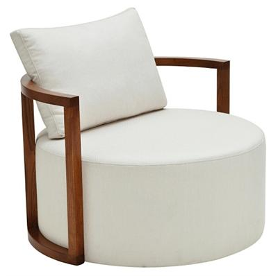 Kav Lounge Chair B&T Design Lounge Chair Club Chair