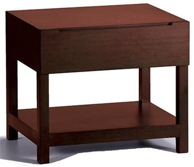 Greenington Orchid Night Stand Greenington Bedroom Furniture