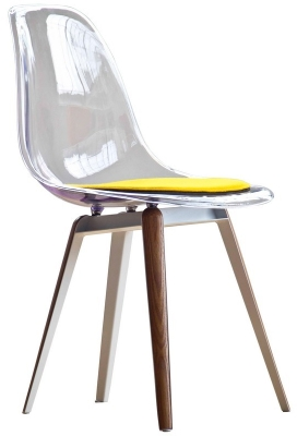 Slice Side Chair Kubikoff Furniture Slice Chairs