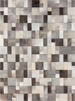 Linie Design Brilliant Rug of Leather Linie Design Leather Rugs