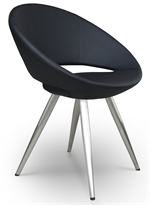 Soho Concept Crescent Star Chair Dining Chair