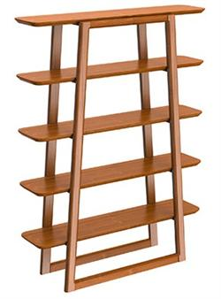 Currant Book Shelf by Greenington Bamboo Furniture