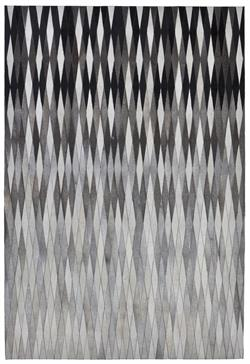 Linie Design Dynasty Leather Area Rug Accent Rug