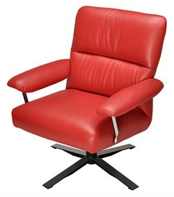 Elis Recliner Chair Lafer Leather Recliner Lounge Chair