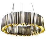 Facet Large Pendant Lamp by Innermost Lamps London