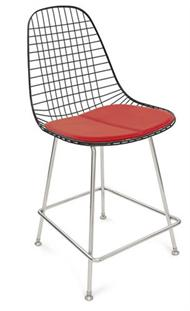 A Counter Stool HBase Wire Chair + Hbase Barstool Modernica
