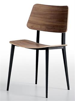 Joe Chair Dining Chair Side Chair by MIDJ in Italy Furniture