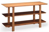 Lotus Media Table TV Table TV Stand Greenington Bamboo Furniture