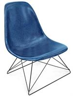 Case Study Fiberglass Side Shell Chair Low Rod Modernica