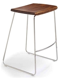 Paris Barstool Counter Stool Without Back Greenington Bamboo
