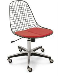 Rolling Wire Chair Modernica Wire Chairs
