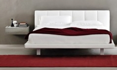 Sangiacomo Sirio Bed by Sangiacomo Italian Furniture