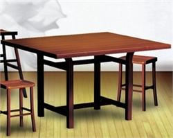 Dining Table Tulip Table by Greenington Bamboo Furniture